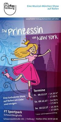 Bild: Die Prinzessin von New York - Weihnachtsmärchen auf Rollen