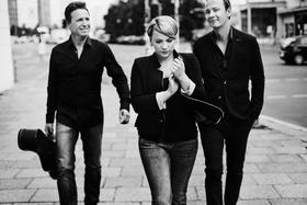 Bild: Cristin Claas Trio live in der Dreifaltigkeitskirche Speyer
