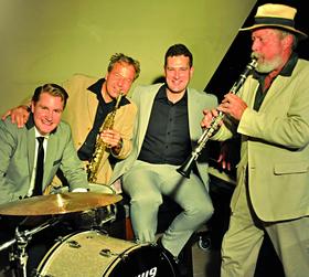 Bild: Hot Reeds & Rhythm - Classic Jazz & Carribbean Music