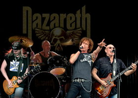 Nazareth – Restless Tour 2017 - support: Piledriver
