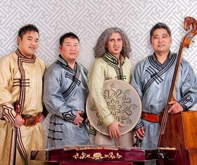 Bild: Sedaa - (Iran/Mongolei)  World-Music