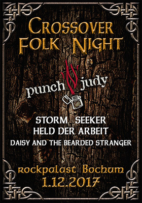 Punch´n´Judy, Elmsfeuer, Held der Arbeit - Crossover Folk Night