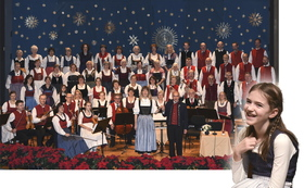 Bild: 47. Stuttgarter Advents-Singen - Festliches Chorkonzert mit Instrumentalgruppen und Lesungen