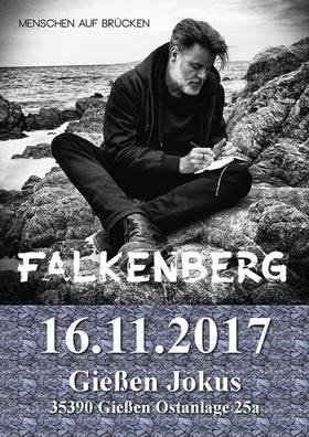 Falkenberg - Menschen auf Brücken