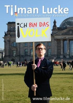 Bild: Tilmann Lucke - Ich bin das Volk