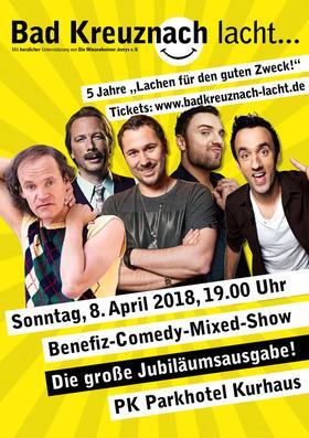 Bild: Bad Kreuznach lacht... 2018 - Die große Jubiläumsausgabe