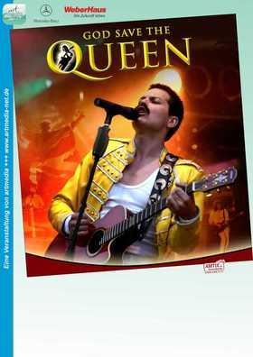 Bild: God save the Queen - The show goes on – Eine Hommage an den legendären Freddie Mercury