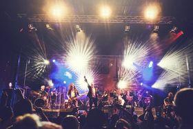 Bild: The magic of Queen - Markus Engelstaedter & Band