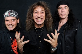 Anvil - 40 Years Of Pounding The Pavement Tour 2018