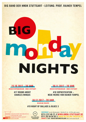 Bild: Big Monday Night - # 19 A Night Of Ballads & Blues 3