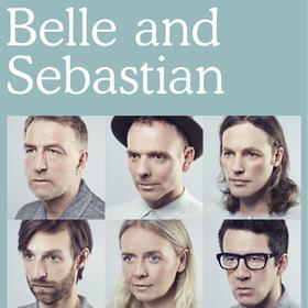 Bild: Belle And Sebastian + Guest