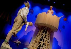 Bild: Rapunzel - Ein zauberhaftes Singspiel nach dem Märchen der Gebrüder Grimm