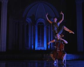 Bild: Suite Transkription (work in progress) - Barockcello und Tanz
