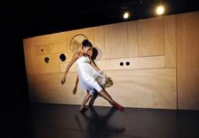 Bild: Tanz Trommel (UA) - Ensembleprojekt