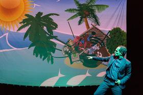 Bild: Robinson - Theater Wasserburg
