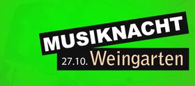 Bild: Musiknacht Weingarten