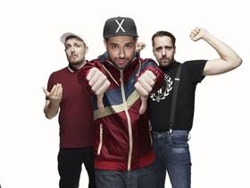 ANTILOPEN GANG - Anarchie Und Alltag Tour