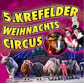 Bild: Krefelder Weihnachtscircus
