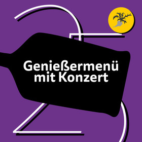 Bild: Vegetarisches Genießer-Menü mit Konzert - Tübinger Saxophon- Ensemble