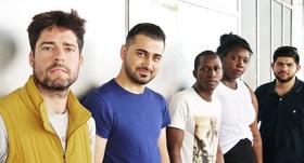 Bild: Wasser. Gesichter. Geschichten. - Mit jungen, geflüchteten Menschen aus Syrien, Simbabwe und dem Kongo unitedOFFproductions