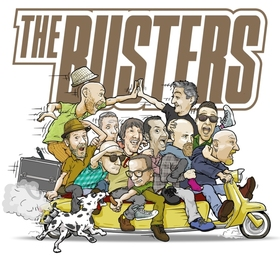 Bild: The Busters - Straight Ahead - Tour