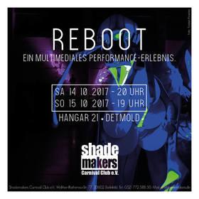 Bild: REBOOT [NEUSTART] - Ein multimediales Performance-Erlebnis