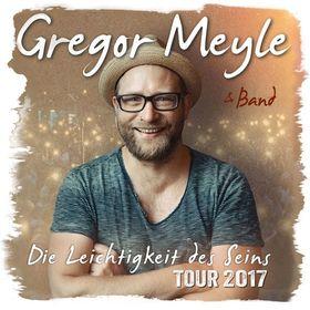 Bild: GREGOR MEYLE & Band - Die Leichtigkeit des Seins - Tour 2017