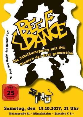 Beef Dance - Setz der Nacht die Hörner auf!