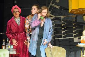 Bild: Komödie im Dunkeln - Theater Wasserburg