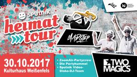 Bild: MDR Sputnik Heimattour - Ü18-Party