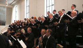 Bild: Joseph Haydn: Paukenmesse - Schubert: Magnificat · Hasse: Te Deum