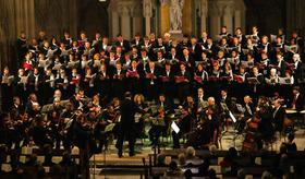 Bild: Claudio Monteverdi - Marienvesper - Speyerer Kantorei
