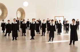 Bild: J. S. Bach: Weihnachtsoratorium BWV 248 Kantaten I, III, VI - Stuttgarter Hymnus-Chorknaben, Stuttgarter Kammerchorchester
