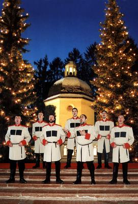 Bild: Russische Weihnacht - Zarewitsch Don Kosaken - Faszination russischer Chor- und Sologesänge und Lieder zur Adventszeit