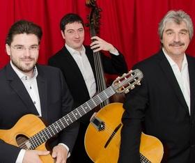 Bild: Joscho Stephan Trio - Gypsy Swing