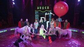 Bild: Circus Danny Busch - Cottbus - Happy Friday