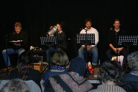 Bild: ELLING - Ein Live Hörspiel - Dresden-Premiere