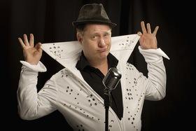 Bild: Der King kehrt zurück - Elvis reloaded - Bernd Kohlhepp alias Hämmerle