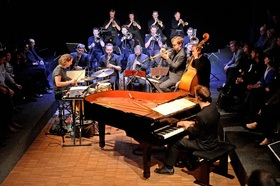 Bild: Cologne Contemporary Jazz Orchestra - feat. Scott Robinson