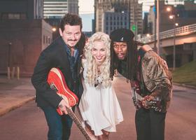 Bild: Blues Caravan 2018 - feat.: Bernard Allison, Mike Zito & Vanja Sky