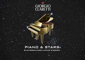 Bild: GIORGIO CLARETTI - Piano & Stars - Klavierballaden unter Sternen
