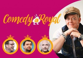 Bild: Comedy Royal - Michael Eller und seine Gäste