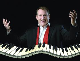 Bild: David Harrington - Der Barpianist - Klavier-Comedy mit Gesang-im Gewölbe der Götzenburg