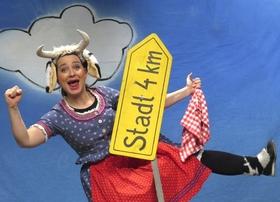 Bild: Die Kuh, die wollt ins Kino gehen - Familien-Musical von Sternschnuppe