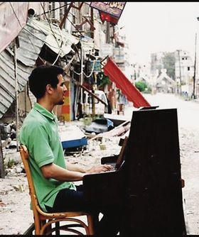 Bild: wie?jetzt! Demokratie Frieden Freiheit - Muisc for Hope - Ein Konzert mit Lesung