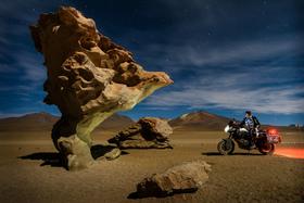 Bild: Martin Leonhardt - Crazy Travels - 100.000 Kilometer Abenteuer - 3,5 Jahre Lateinamerika
