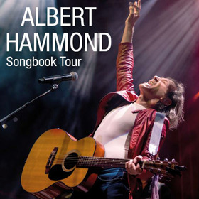 Bild: ALBERT HAMMOND - SongBook Tour 2018