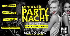 Bild: Mindener Partynacht - Feiern wie früher