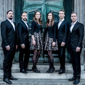 Bild: a-cappella! Lübeck: Ingenium Ensemble Ljubljana - Ingenium Ensemble Ljubljana