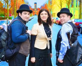 Bild: Valeriya Shishkova und De Wanderer zum Holocaust-Gedenktag